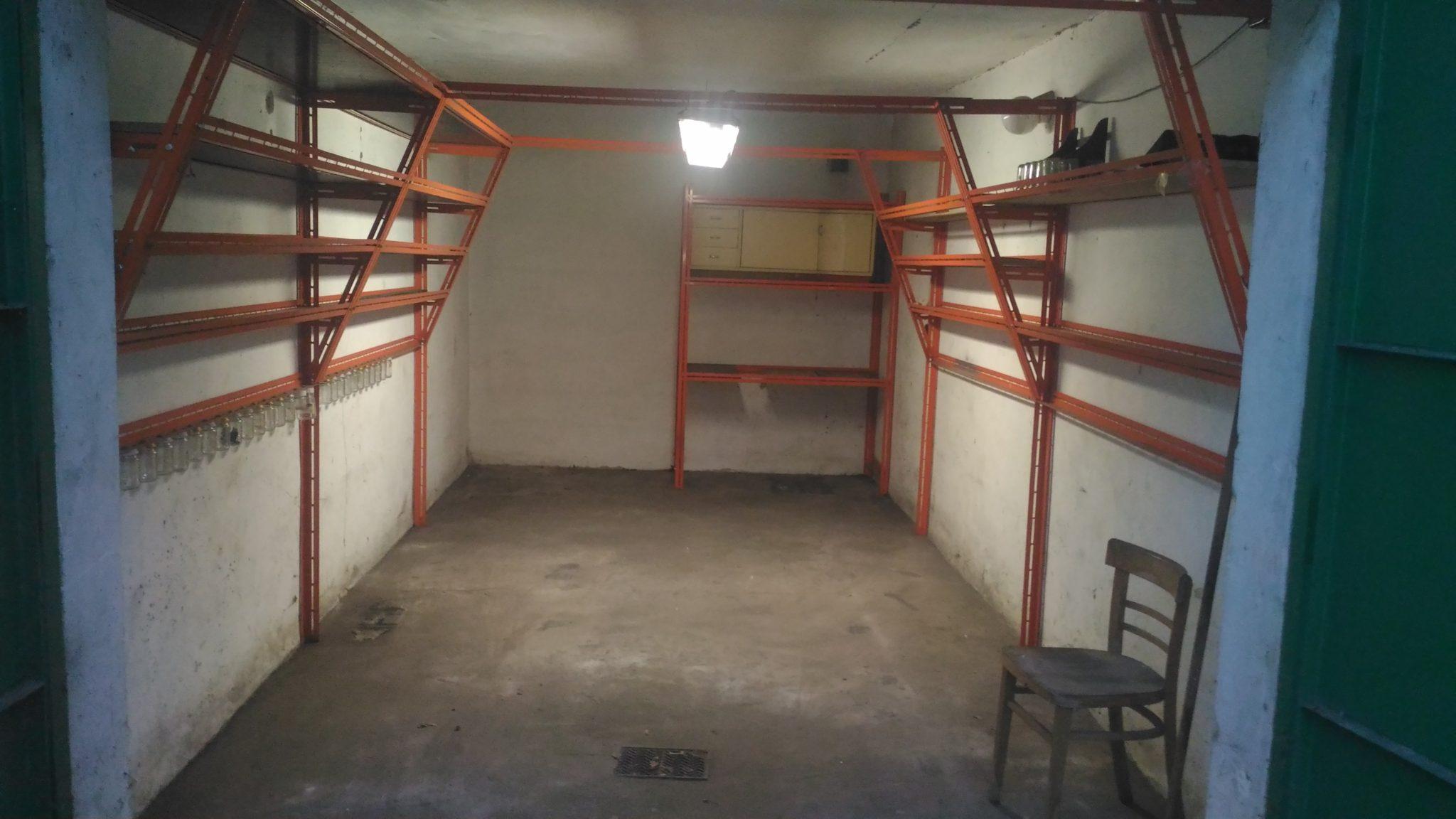 Pronajmu garáž v Pardubicích ulice SK Neumana Višňovka